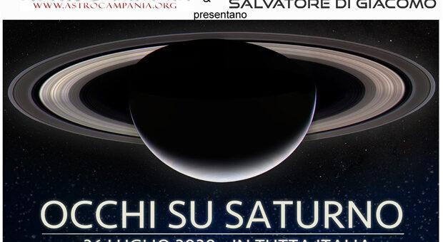 Occhi su Saturno 26 luglio 2020 – Pianeti e Cometa – Visita su Prenotazione