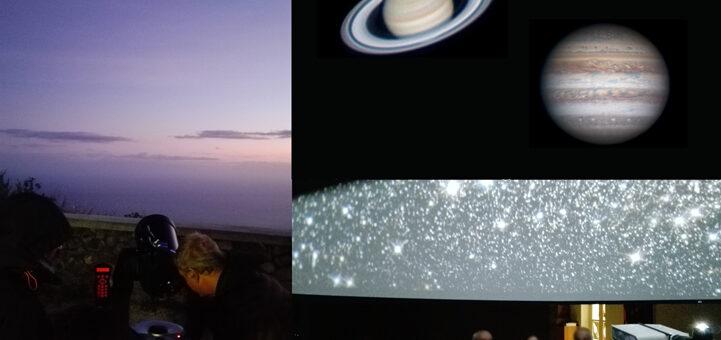 Visita guidata 21 agosto 2020 – I giganti del sistema solare