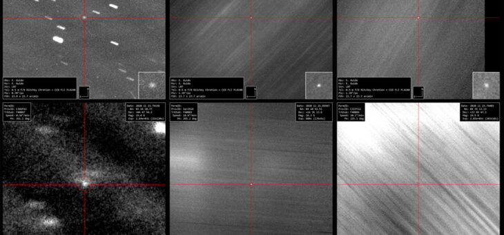 Osservazioni di Asteroidi del tipo NEO 18-24 Nov 2020