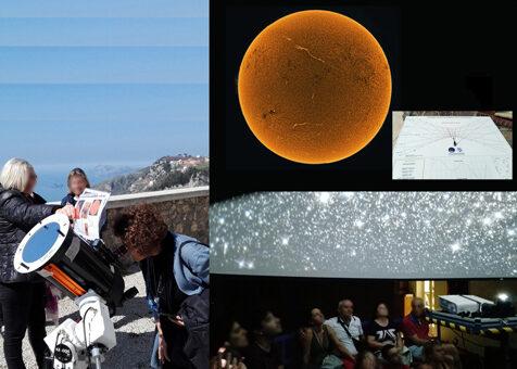 E' arrivato l'autunno – incontro in Osservatorio – 26/09/2021
