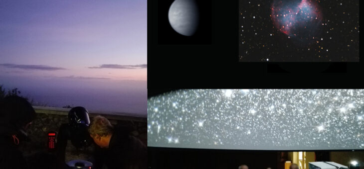 LA NOTTE DEI GIGANTI bis – VISITA GUIDATA in Osservatorio – 10 Settembre 2021